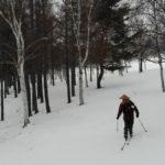 根子岳スキー
