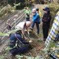 2018年度練馬山の会救助訓練